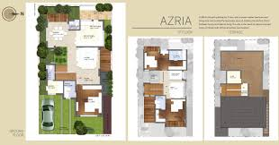 azven breathe villas floor plan azven realty villa in bangalore