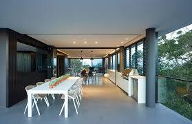 Interior Designers In Miami Modern Home In Australia Encouraging Family Interaction Miami