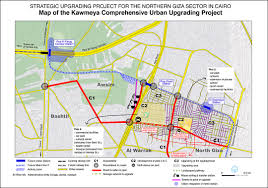 Cairo Illinois Map by Urban Development Project In Northern Giza In Cairo Popular