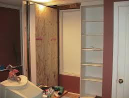 secret bookcase door hinge home design ideas