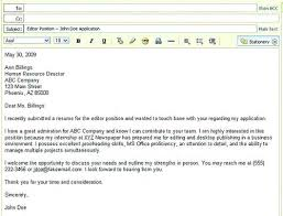email cover letter send resume by email micxikine me
