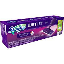 Laminate Floor Spray Swiffer Wetjet Hardwood Floor Spray Mop Starter Kit Pc Next Idolza