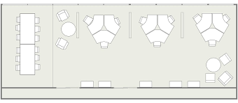 Home Office Floor Plan Plan Your Office Design With Roomsketcher Roomsketcher Blog