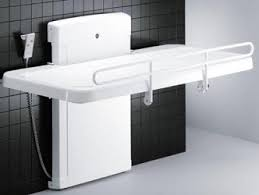The Changing Table Okc Armedica Hi Lo Changing Table With Side Rails