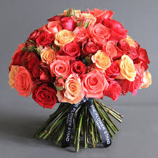 same day floral delivery ecuadorian roses bouquet same day luxury flower delivery