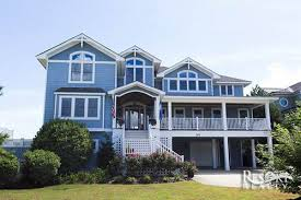 outer banks luxury rentals u0026 vacation homes resort realty