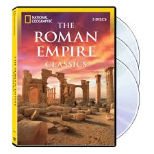 roman empire classics dvd collection national geographic store