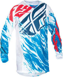 mx motocross gear mx motorcycle jersey freegun liberty freegun red white and blue