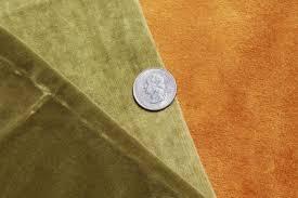 plush velvet fabric scraps corduroy heavy cotton velveteen in