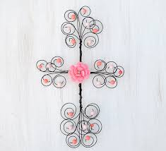 decorative crosses for wall decorating ideas