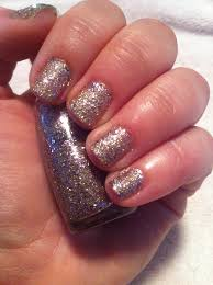 how to remove glitter nail polish with foil snapguide
