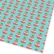 pug christmas wrapping paper bah hum pug christmas gift wrap sheets by gemma correll i pugs