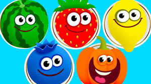 baby learn colors food games fun play fruit u0026 vegetable learn