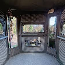 the predator 5x6 platinum 360 hunting blind redneck blinds