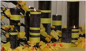 Wedding Candle Centerpieces Neat Ideas For Diy Wedding Candle Centerpieces Wedding Decorations