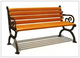 composite benches bench the most attractive wood park for property ideas simple type
