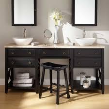Bathroom Vanity Makeup Kitchen Single Sink Vanity Set Base With Makeup Counter Bathroom