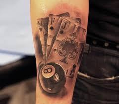 Tattoo Add On Ideas Cool Billiard Tattoos Cool Free Download Tattoo Design Ideas