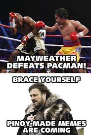 Pacquiao Mayweather Memes - the top 10 best blogs on pacquiao vs mayweather