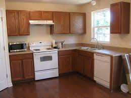 kitchen engaging light brown painted kitchen cabinets white