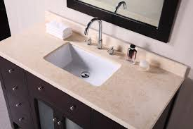 bathroom small square undermount bathroom sink with cream
