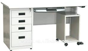 metal office desk with locking drawers metal office desk interior modern l shape metal office desks with