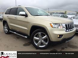 lexus 2017 jeep pre owned 2011 gold jeep grand cherokee 4wd limited in depth