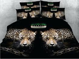 animal print duvet covers king size new animal print duvet sets