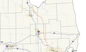 Morgan State University Map by M 15 Michigan Highway Wikipedia