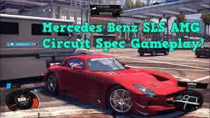mercedes sls amg specs the crew mercedes sls amg circuit spec gameplay 1080p hd