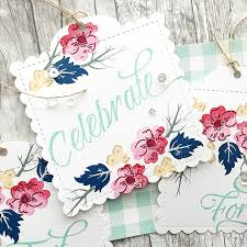 homespun with heart introducing floral sketches u0026 calligraphy