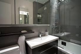 Magnificent Small Modern Master Bathroom Small Modern Master - Small bathroom designer