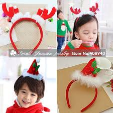 christmas hair accessories christmas gift new fashion mickey mouse pin