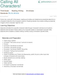 reading lessons for 3rd grade lesson plans for third grade reading education