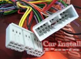 honda civic radio wire harness install stereo retains factory