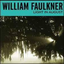 faulkner light in august audio books on cd