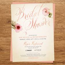 inexpensive bridal shower invitations bridal shower invites cheap marialonghi
