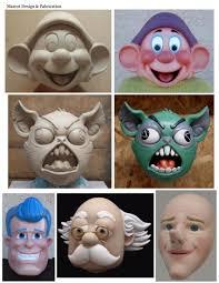 custom mask design props custom made mascots custom mask