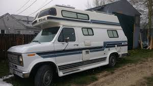 ford motorhome falcon ford camper van for sale class b rv classifieds