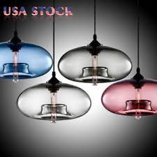 vintage glass pendant light modern vintage glass ceiling l chandelier loft lighting fixture