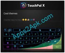 touchpal x keyboard apk free emoji keyboard pro apk for android touchpal x keyboard