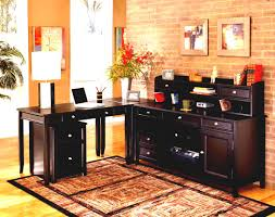 Simple Home Office by Simple Home Office Design Idea With Brown Desk With Yellow 13