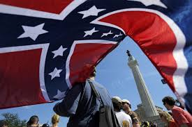 Dont Tread On Me Confederate Flag Interactive Guide To Flags Seen At Confederate Monument Removal