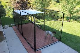 Outdoor Kennel Ideas by Outdoor Kennel Flooring Eflooring Throughout Outdoor Dog Kennel