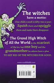 the witches amazon co uk roald dahl quentin blake