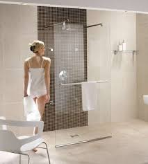 Doorless Shower For Small Bathroom Simple Doorless Showers For Small Bathroom