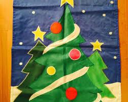 Outdoor Reindeer Christmas Decorations Ireland by Vintage Outdoor Christmas Decorations Etsy