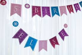 personalized princess happy birthday banner printable pdf u0027all