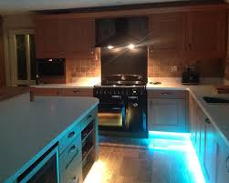 Kitchen Mood Lighting Lighting Your Kitchen T And S Bespoke Kitchens Lighting