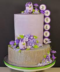 owl birthday cakes cup a cakes woodland owl birthday cake